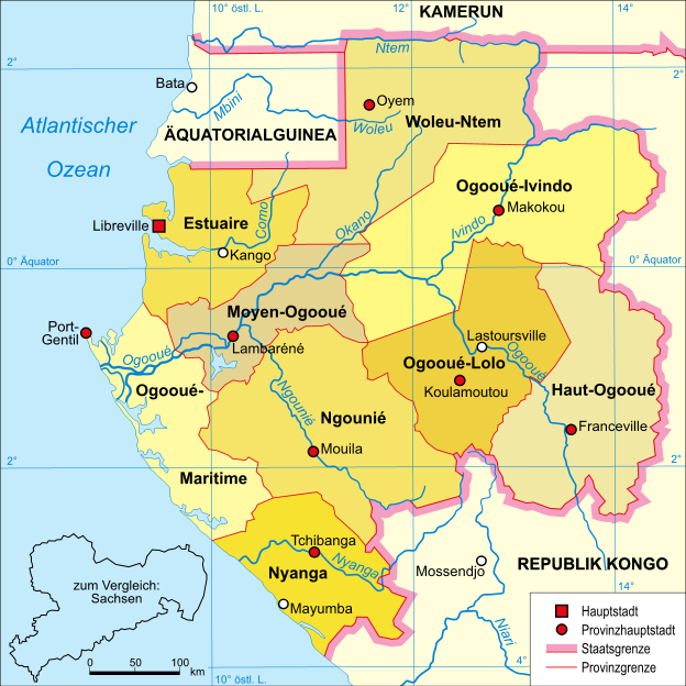 gabon map with Karte Provinzen Gabun on Africa Map also Map of Africa in addition Palearctic Ecoregions besides Mi6 Headquarters Vauxhall Cross likewise Svg Maps.