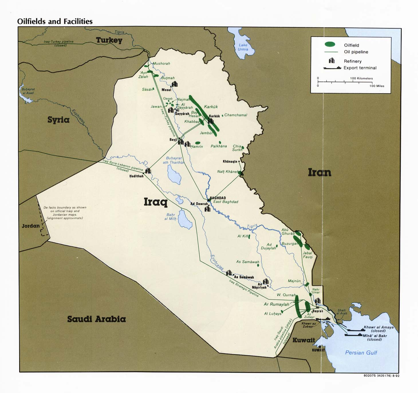 Beaches] Us military bases in iraq map