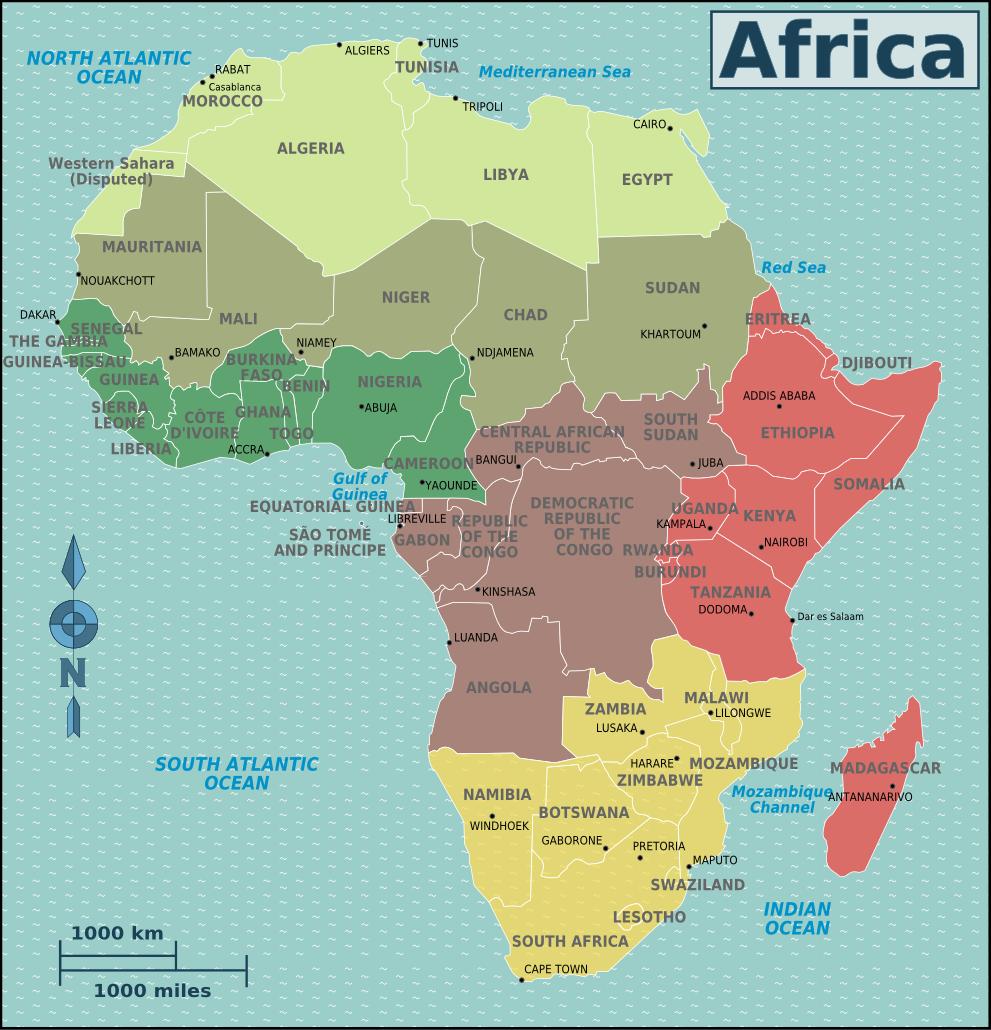 weltkarte afrika ile ilgili görsel sonucu weltkarte afrika