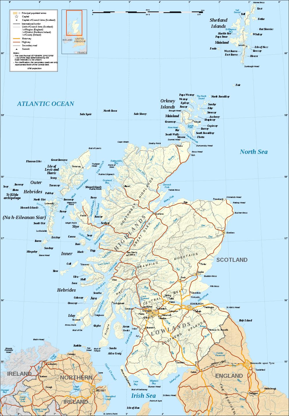 Flug Und Hotel Schottland