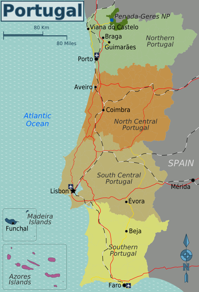 Karibik Karte Deutsch.Landkarte Portugal übersichtskarte Weltkarte Com Karten Und